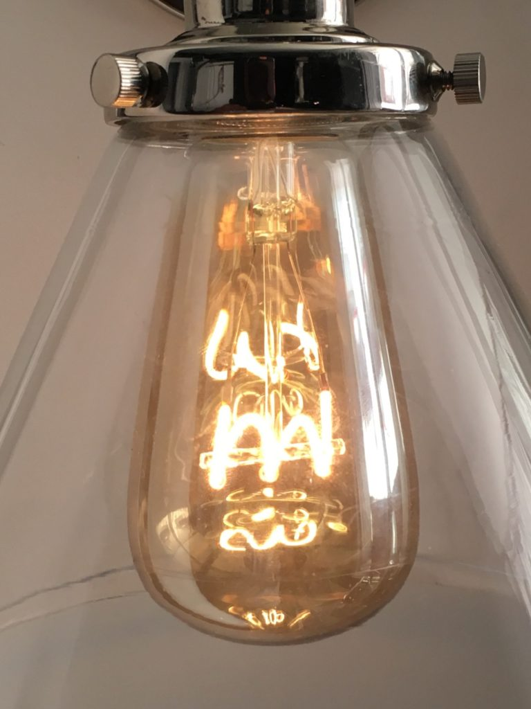 Most Realistic Looking Led Edison Style Lightbulb